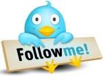 Suivez-moi sur Twitter !