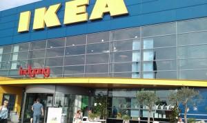 Ikea au Danemark (parce que j'ai pas été plus loin)