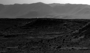 De la lumière sur Mars
