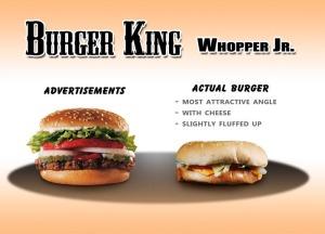 Vrai burger vs pub